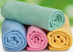 Green Enviro Cloth and other colors