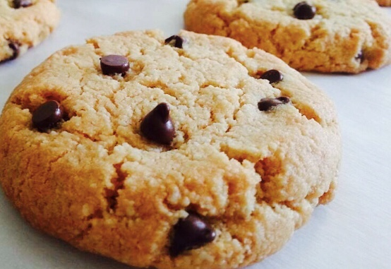 Almond flour chocolate chip cookies are probably better than the traditional recipe you love!