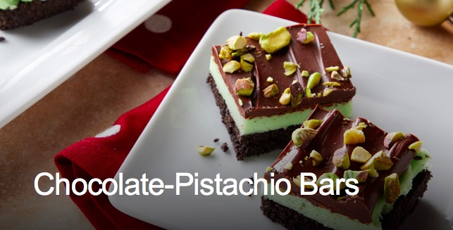 ChocolatePistachioBars