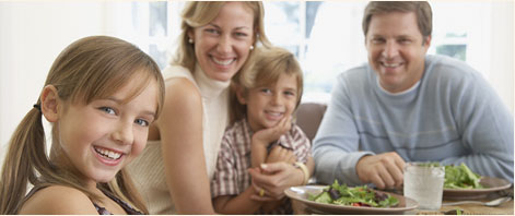 Families Should Celebrate Meals Together
